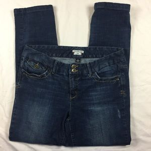 Tommy Hilfiger Low Rise Skinny Jeans